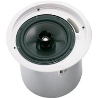 "ELECTRO-VOICE EVID C8.2 8"" 2-Way Coaxial Ceiling Loudspeaker, 50Hz-20kHz Frequency Response, 300W Peak/75W Continuous Power, 8 Ohms Impedance, Pair"