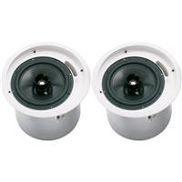 """ELECTRO-VOICE EVID C8.2LP 8"""" 2-Way Coaxial Ceiling Loudsp..."""