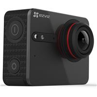FIVE PLUS Action Camera, 4K 30fps, Black