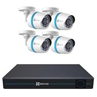 BN-1824A2 8 Channel Home Security System, Includes NVR wi...