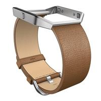 Slim Leather Band with Frame for Blaze Activity Tracker, ...