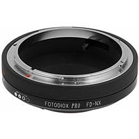 Fotodiox Mount Adapter for Canon FD Lens to Samsung NX Mo...