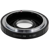 Fotodiox Mount Adapter with 1.4x Multi-Coated Focus Corre...