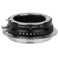Fotodiox Pro Lens Mount Adapter - Nikon F Mount G-Type D/...