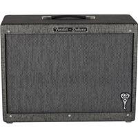 Fender GB Hot Rod Deluxe 112 Speaker Enclosure, Gray/Black
