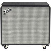 Fender Bassman Pro 115 Bass Speaker Cabinet, Black
