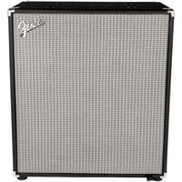 Fender Rumble 410 Cabinet, V3, Black/Silver