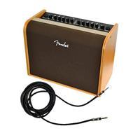 Fender Acoustic 200 120V Amplifier for Acoustic-Electric ...