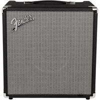 "Fender Rumble 40 (V3) Bass Amplifier with 10"" Speaker, Bl..."