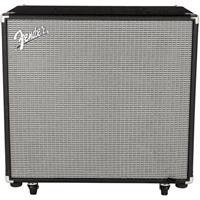 Fender Rumble 115 Cabinet, V3, Black/Silver