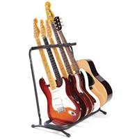 Fender 5-Space Multi-Stand for Electric Guitars and Basses