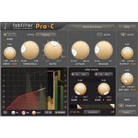 Fabfilter PRO-C Professional Compressor Software PLUG-IN, Electronic Download