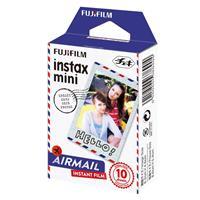 Fuji Airmail Film for instax mini Cameras, 10 Pack