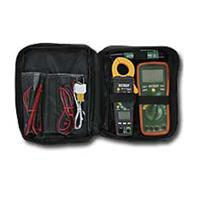Electrical Test Kit, Includes EX430 Multimeter, MA200 400...