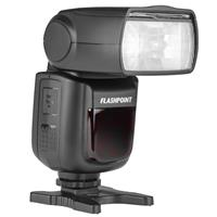 Flashpoint Zoom Li-on R2 TTL On-Camera Flash Speedlight F...