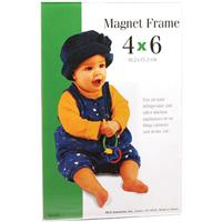 """Microsem Magnetic Picture Frame for 4x6"""" Photos."""