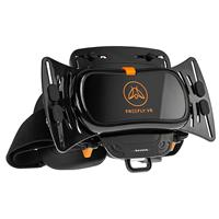 Mobile Virtual Reality Headset with Crossfire Triggers