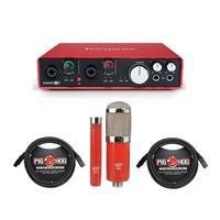 Focusrite Scarlett 6i6 USB Audio Interface, 2nd Generatio...