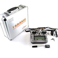 Taranis X9D Plus Transmitter and X8R Receiver with Mode2 ...