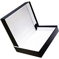 "#1096 9x12"" Clamshell Print Storage Box, Color: Black, 9 ..."