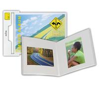 "Itoya ZigZag Frost Image, Bound Photo Album for 13x19"" Po..."