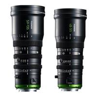 MK 18-55mm T2.9 Lens, Sony E-Mount - With Fujinon MK 50-1...