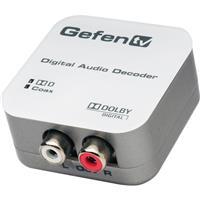 Gefen Digital Audio Decoder, 500Ohms Output Impedance