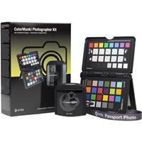 X-Rite ColorMunki Photographer Kit, Includes ColorMunki D...