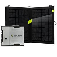 Goal Zero Sherpa 50 Solar Recharging Kit with 50 Whr Lith...