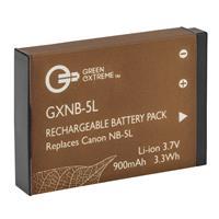 NB-5L Lithium-Ion Battery Pack (900mAh 3.7V)