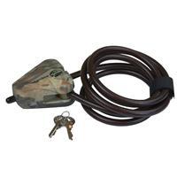 MasterLock Python Lock for ScoutGuard SG550 Security Box,...