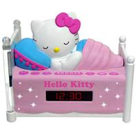 Hello Kitty KT2052A Alarm Clock Radio with Night Light
