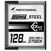Hoodman 128GB CFast 2.0 Steel Memory Card
