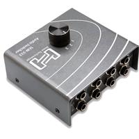 "Hosa Line-Level Audio Signal Selector with Reversable 3"",..."
