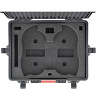 HPRC Wheeled Hard Case with Foam for Parrot Bebop Drone