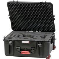 HPRC 2700WPHA Wheeled Hard Case with Foam for DJI Phantom...