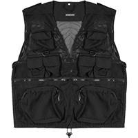 combat Photo Vest - Black - Medium