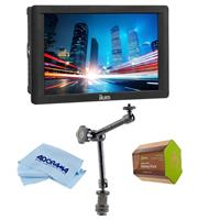 "IKAN DH7 7"" Full HD HDMI LED On-Camera Field Monitor - Bu..."