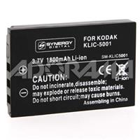 Adorama KLIC5001 Lithium-Ion Rechargeable Battery for Kod...