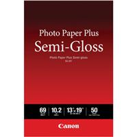 Canon Photo Paper Plus Semi-Gloss SG-201 Inkjet Paper, 13...
