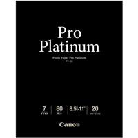Canon Pro Platinum High Gloss Photo Inkjet Paper, 300gsm,...