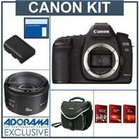 Canon 5D Mark II special deal at Adorama