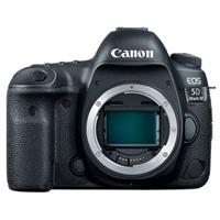 Canon EOS 5D Mark IV Digital SLR Camera Body - USA Warranty