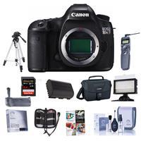 Canon 5DS R DSLR Camera Body - Bundle w/Camera Bag, 64GB ...
