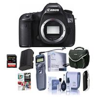 Canon 5DS R DSLR Camera Body - Bundle with Camera Bag, 64...