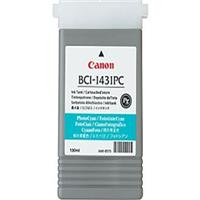 Canon BCI-1431PC PG Photo Cyan Ink Cartridge for the imag...