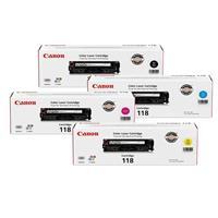 Canon 118 Toner Cartridge Bundle for imageCLASS MF8350/MF...