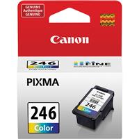 Canon CL-246 Color Ink Cartridge for PIXMA MG Inkjet Prin...