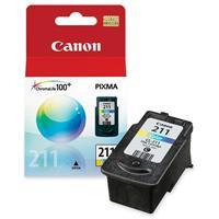 Canon CL-211 Color Cartridge for the Pixma MP480 Photo Al...