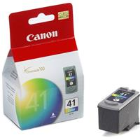 Canon CL-41 Fine Color Ink Cartridge for many Pixma Printers